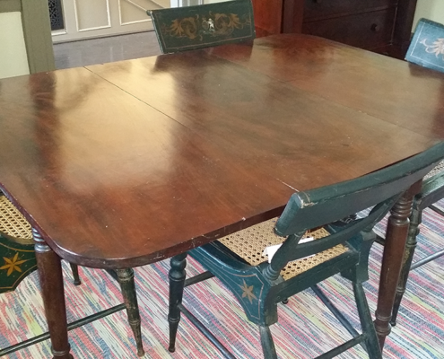 Photo of James Shepherd Dining Table