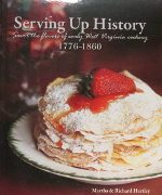 Serving up History book cover